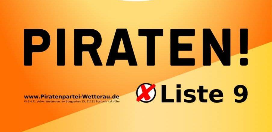 PIRATEN! Liste9