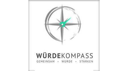 Logo Würdekompass